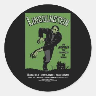 lincolnstein-final autocollant