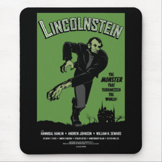 lincolnstein-final tapis de souris