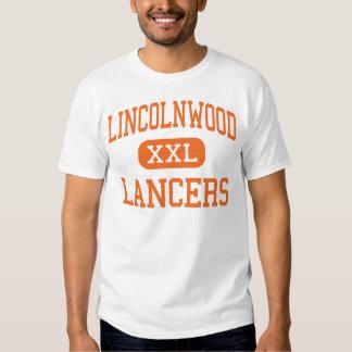 Lincolnwood - Lancers - Senior - Raymond Illinois Tshirt
