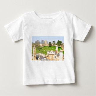 Lincon castle baby T-Shirt