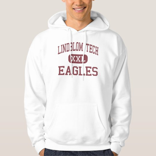 Lindblom Tech - Eagles - High - Chicago Illinois Hoodie