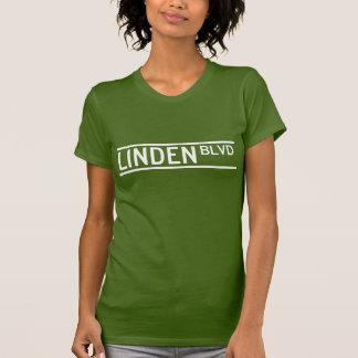 Linden Boulevard Sign Tshirt