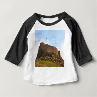 Lindisfarne Castle, Holy Island, England Baby T-Shirt