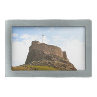 Lindisfarne Castle, Holy Island, England Belt Buckle
