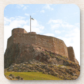 Lindisfarne Castle, Holy Island, England Coaster