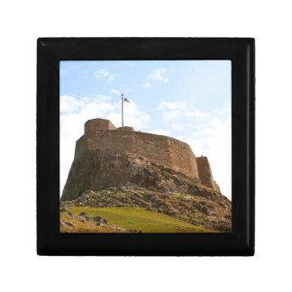 Lindisfarne Castle, Holy Island, England Gift Box