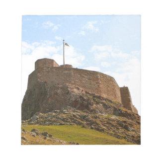 Lindisfarne Castle, Holy Island, England Notepad