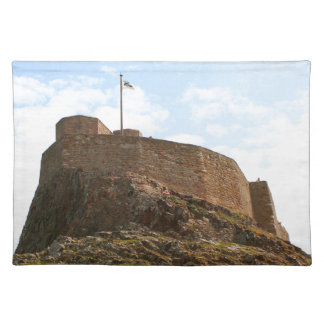Lindisfarne Castle, Holy Island, England Placemat