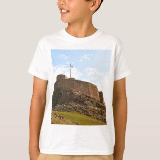 Lindisfarne Castle, Holy Island, England T-Shirt