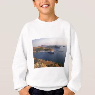 Lindos Ferry. Sweatshirt