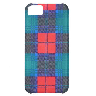LINDSAY FAMILY TARTAN iPhone 5C COVER
