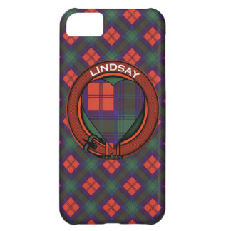 Lindsay Scottish Tartan Design Cover For iPhone 5C
