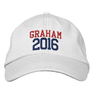 Lindsey Graham President 2016 Embroidered Hat