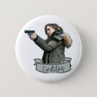 LindSLAY 2 Inch Round Button