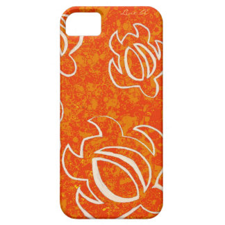 Line A Orange Honu Case For The iPhone 5