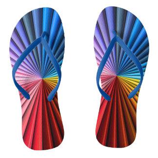 Line abstraction flip flops