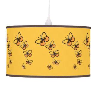 Line Dance Pendant Lamp