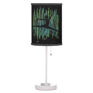 Line Dancer (v2) Table Lamp
