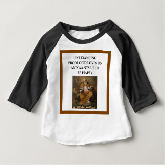 line dancing baby T-Shirt