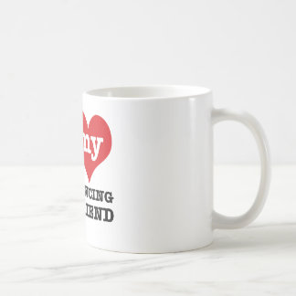 line dancing Girlfriend designs Coffee Mug