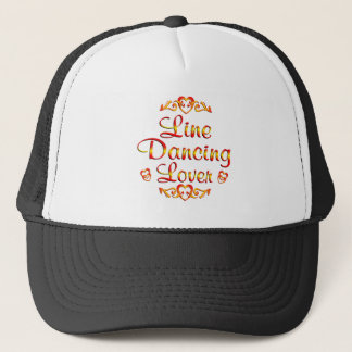 Line Dancing Lover Trucker Hat