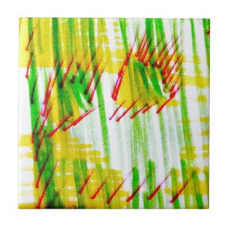 Line Direction Defined Image Tile