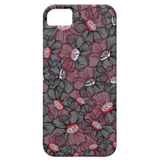 line flower case for the iPhone 5