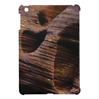 line holes in the rocks iPad mini covers