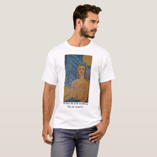 Line Modern Art By SJermann T-Shirt