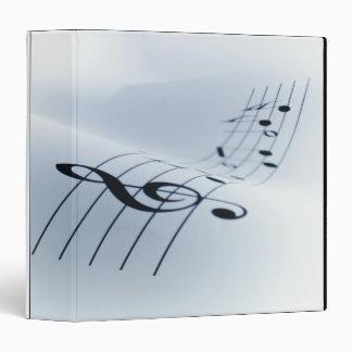 Line of Music Vinyl Binders