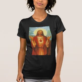Line of Products Sacred Heart of Jesus T-Shirt
