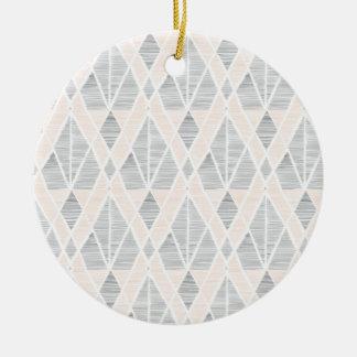 line print christmas decoration
