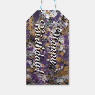 LineA Gold Galaxy Gift Tags