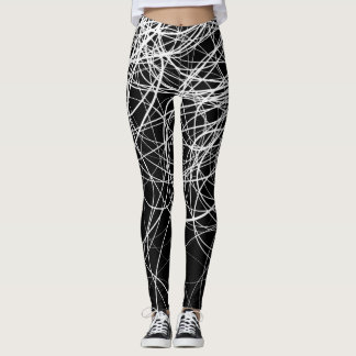 Linear Explosion3 - Leggings