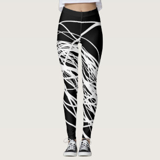 Linear Flow - Leggings