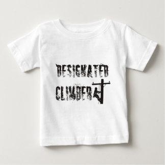 Lineman Designated Climber Baby T-Shirt