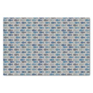 Linen Fish Tissue Paper