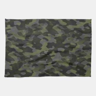 Linen of kitchen Camouflage Kitchen Towel
