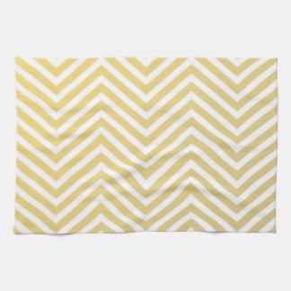 Linen of kitchen Reason Rafter Gold Kitchen Towel