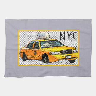 Linen of kitchen Taxi Towel