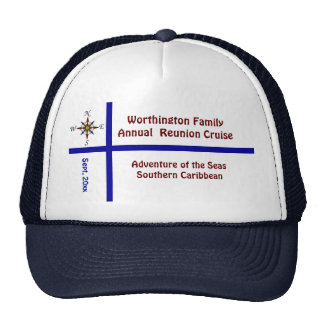 Liner Compass Group Cruise Trucker Hat