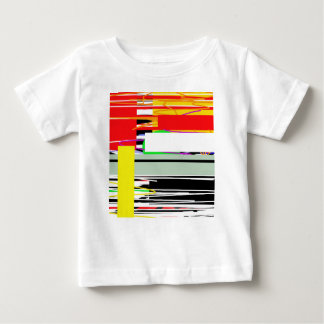 Lines and squares baby T-Shirt