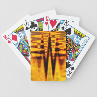 Lines and Times Poker Deck