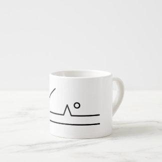 Lines Espresso Cup