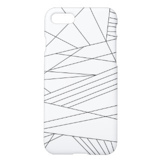 Lines iPhone 7 Case