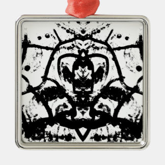 lines metal ornament