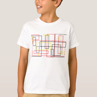 Lines network cool T-Shirt