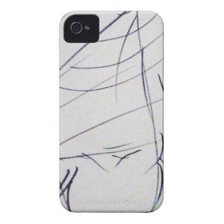 Lines of a Samurai Case-Mate iPhone 4 Case