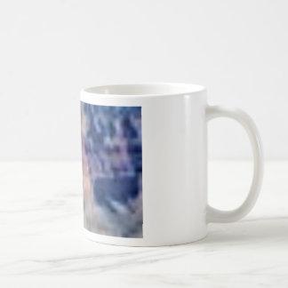 lines of the desert coffee mug