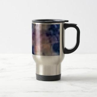 lines of the desert travel mug